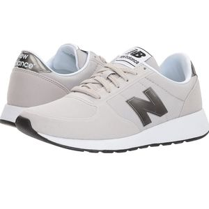 NEW BALANCE 215V1 gray lightweight running shoes